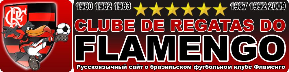 Фламенго - бразильский футбольный клуб